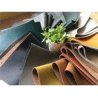 Buy cheap 25 Meters Length leather fabric Domestic Upholstery leather furniture fabric from wholesalers