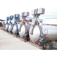 Industrial Concrete Autoclave Ø 3.2m / AAC Block Plant To Aerated Concrete Block
