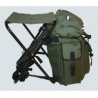 China Padded 600D PVC coated Carp Fishing Chairs for the wild fishing, outdoor sports wholesale