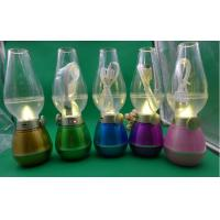 China Blow Controlling Fasion LED Retro Lamps Of Outdoor Camping & Sport wholesale