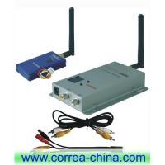 China 2.4GHz 1000mW wireless AV transmitter receiver wholesale
