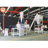 Quality 1T/H MCC Control Poultry Feed Processing Plant Commercial Feed Mill Equipment for sale