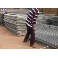 China Wire Mesh Hesco Bastion Barrier System Green Geotextile For Force Protection wholesale