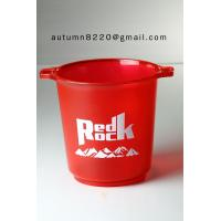 China Ice buckets for beer wholesale