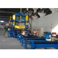 China Steel H Beam Welding Automatic Straightening Machine Combined PLC Control wholesale