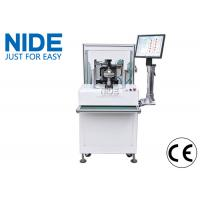 Buy cheap Automatic Ceiling Fan Multi Poles Stator Winding Machine / Machinery For External Armature from wholesalers
