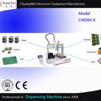 China Bench Automated Dispensing Machines For PCB Assembly And Electronics wholesale