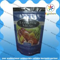 Food Grade Foil Bag Packaging Heat-sealed Clear Window Full Printing