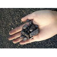 China Granulated Calcined Anthracite Coal / Anthracite Filter Media Large Surface Area wholesale