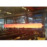 China Round Shape Seamless Steel Tube ASTM A519 Ground Outside Surface For Gas Cylinder wholesale
