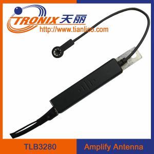 China am fm radio car antenna/ amplifier car radio antenna/ active electronic car antenna TLB3280 wholesale