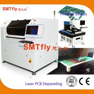 China FPC/PCB/ Rigid-Flex PCB Cutting Machine Laser Depaneling Equipment wholesale