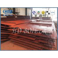 China Energy Saving Water Wall Panels For Power Station, ASME Standard wholesale