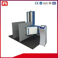 China Griping Test Usage Box Clamping Force Testing Machine GAG-P605,12.7mm/Min (Adjustable) wholesale