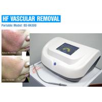 China High Frequency Red Blood Vascular Removal Machine With Pulse / Continuous Work Mode on sale