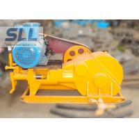 Buy cheap Customized Color Cement Pressure Grouting Pump For Building Long Service Life from wholesalers