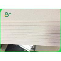 China Customizable 2.0mm 3.0mm 4.0mm Thickness Grey Chipboard for Jewellery Box on sale