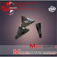 China PCD Inserts Diamond Cutting Tool PCD Cutting Insert alan.wang@moresuperhard.com wholesale