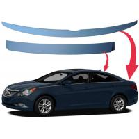 Buy cheap Auto Sculpt Roof Spoiler and Rear Trunk Spoiler for Hyundai Sonata8 2010-2014 from wholesalers
