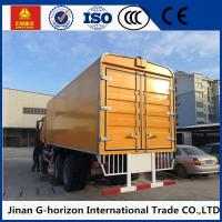 Buy cheap Sinotruk HOWO Small Cargo Truck 6*4 Drive Left Hand Driving Wingspan Truck from wholesalers