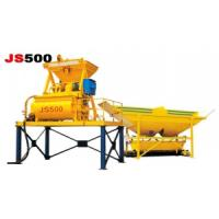 China JS500 concrete mixer made in Chinacoal wholesale