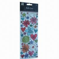 China Rub-on Tattoo Stickers, Safe and Nontoxic, Easy to Apply and Remove, OEM and ODM Orders are Welcome wholesale