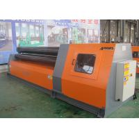 China Durable Mechanical Hydraulic Rolling Machine Steel Plate Bender Long Life Span on sale