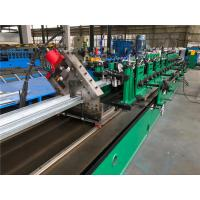 China 1.8mm Thickness C Channel Roll Forming Machine Drive System By Chain wholesale