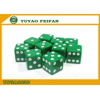 China Oversize Custom 6 Sided Dice Sets Square Corner D&D Dice Sets wholesale