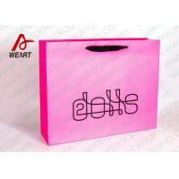 China Funny Logo Printed Personalized Paper Gift Bags For Party 38 X 18 X 25cm wholesale