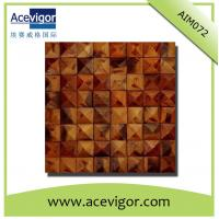 China Wood mosaic tiles for wall decoration wholesale