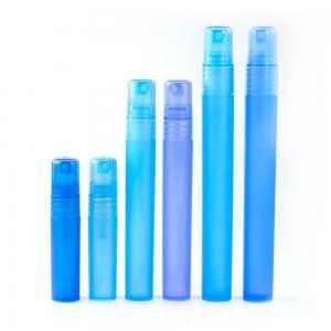 China Customized Pen Type Perfume Bottle , Refillable Mini Plastic Spray Bottle With Nozzle on sale