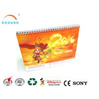 China Office Stationery Lenticular Notebook Lenticular Printing 3D Calendar wholesale