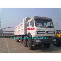 Quality Blue BEIBEN 40 Ton Dump Truck Heavy Duty Drum Truck OEM Service Available for sale