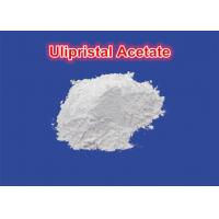 China High Purity Commercial APIS CAS 126784-99-4 Ulipristal Acetate Pharma Grade wholesale