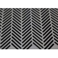 Quality Special Shaped Decorative Perforated Sheet Metal , Decorative Perforated for sale