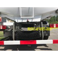 China 3 Axles 50000 Liters Semi Trailer Truck CIMC Fuel Tanker For Carrying / Storing Oil on sale