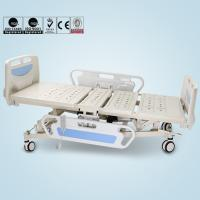 China Easy Operation Electric Hospital Beds With Side Rails OEM /ODM Accepted wholesale