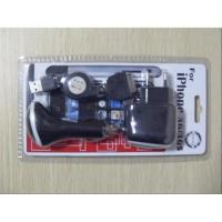 China Charger/USB cable/car charger for i-phone 3g/3gs/i-pod 3 in 1 economic packing! wholesale