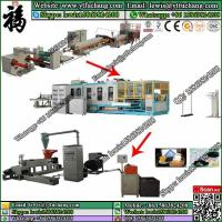 China FC-PSP100/130 EPS foamed sheet extrusion line CE APPROVED Disposable lunch box wholesale