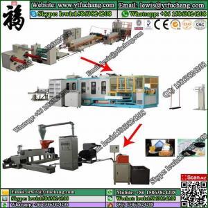 China FC-PSP120/150 pizza box making machine (box machine)Disposable lunch box wholesale
