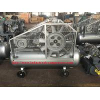 Buy cheap Portable 30bar Piston Air Compressor for PET machine with 340L air tank from wholesalers