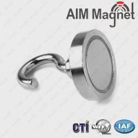 China Round Pot Magnetic Hook wholesale