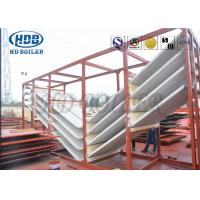 China Heat Exchanger Painted Water Wall Panel Water Tube Boiler Parts For Porwer Station wholesale