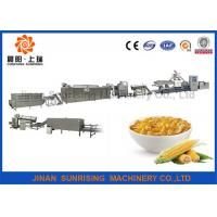 China Long performance Corn Flakes Processing Line high quality good taste wholesale