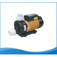 China 1HP/0.75KW Electric Motor Water Pump 300L/Min Max Flow For Hydro Spa 10M Max Head wholesale