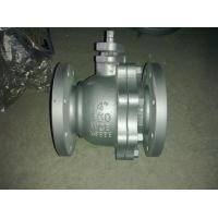 China API Carbon Steel ,Stainless Steel CF8/CF8M/CF3 RF Flanged Ball Valve wholesale