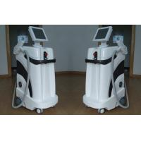 China 808nm 755m 1064nm Long pulse nd yag laser hair reduction machine for legs , breast and bikini hair removal wholesale