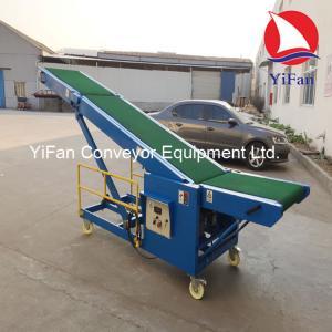 China Foldable Truck Loading Conveyor wholesale