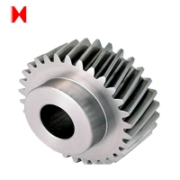 China Casting Carbon 560HBS ZG35CrMo Steel Helical Gear on sale